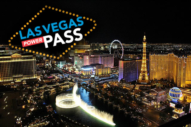 Карта Las Vegas Power Pass